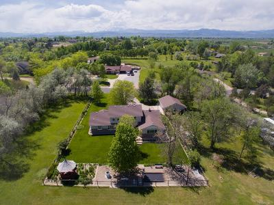 Berthoud Single Family Home Under Contract: 1916 Riverview Drive