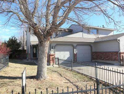 Thornton Condo/Townhouse Under Contract: 12712 Elm Street