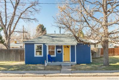 Englewood Single Family Home Under Contract: 4825 South Logan Street