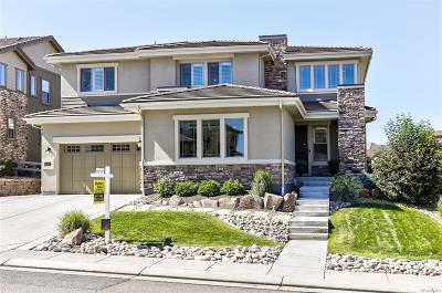 Highlands Ranch Single Family Home Active: 10781 Manorstone Drive