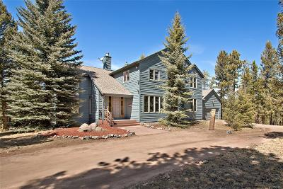 Evergreen Single Family Home Under Contract: 5981 Bluebell Lane