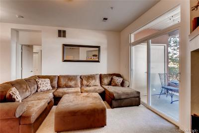 Denver Condo/Townhouse Active: 4100 Albion Street #411