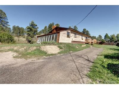 Elbert CO Single Family Home Active: $329,000