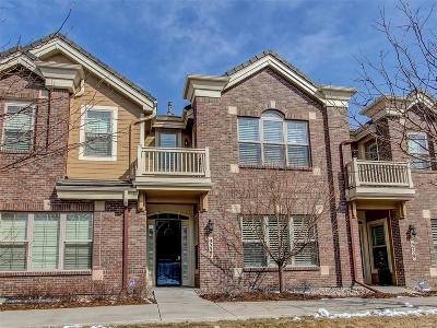 Lone Tree Condo/Townhouse Active: 9227 Kornbrust Drive