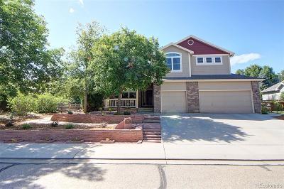 Longmont Single Family Home Active: 2307 Bluebird Drive
