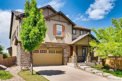 Highlands Ranch Single Family Home Active: 4527 Valleybrook Drive