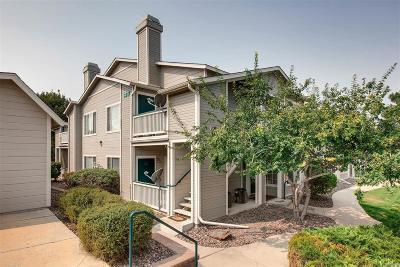 Highlands Ranch Condo/Townhouse Under Contract: 8447 Thunder Ridge Way #104