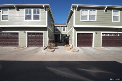 Parker Condo/Townhouse Under Contract: 17227 Waterhouse Circle #C