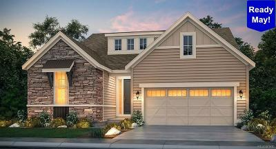 Castle Pines CO Single Family Home Under Contract: $573,700