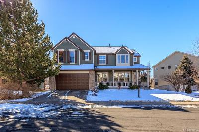 Centennial Single Family Home Under Contract: 20706 East Fair Place