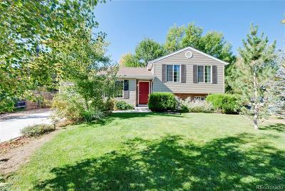 Centennial Single Family Home Under Contract: 17606 East Progress Drive