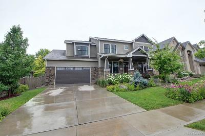 Fort Collins Single Family Home Active: 3327 Muskrat Creek Drive