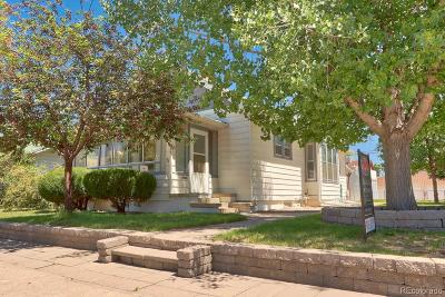 Fort Lupton Single Family Home Under Contract: 146 McKinley Avenue