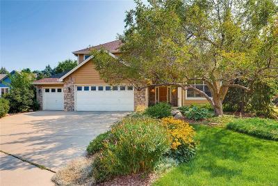 Boulder CO Single Family Home Active: $1,269,000