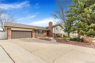Northglenn Single Family Home Active: 307 Bell Lane