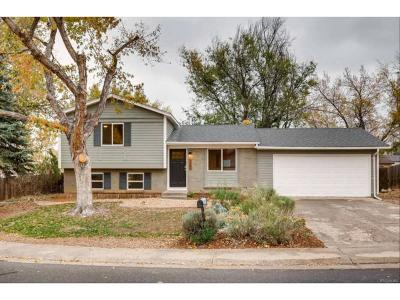 Lakewood Single Family Home Under Contract: 3664 South Moore Street