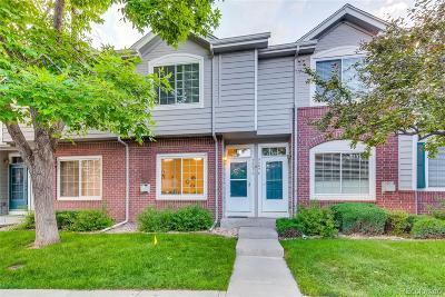 Littleton Condo/Townhouse Under Contract: 9609 West Chatfield Avenue #D