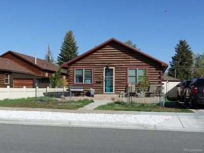 Salida Single Family Home Under Contract: 916 H Street