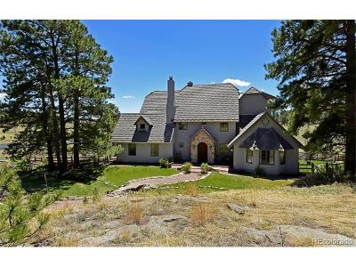 Douglas County Single Family Home Active: 11490 Pony Express Road