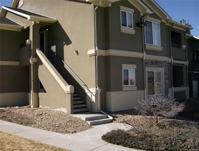 Highlands Ranch Condo/Townhouse Under Contract: 4464 Copeland Loop #101