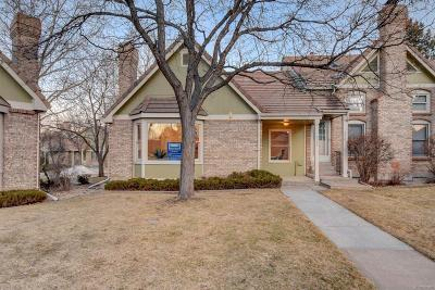Westminster Condo/Townhouse Active: 2305 Ranch Drive