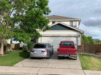 Northglenn Single Family Home Active: 2680 East 110th Avenue