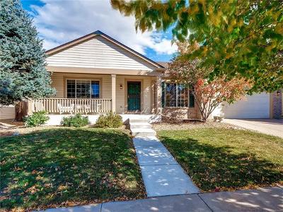 Lakewood CO Single Family Home Sold: $385,000