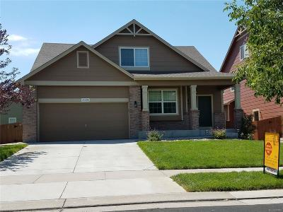 Henderson Single Family Home Under Contract: 11404 East 111th Avenue