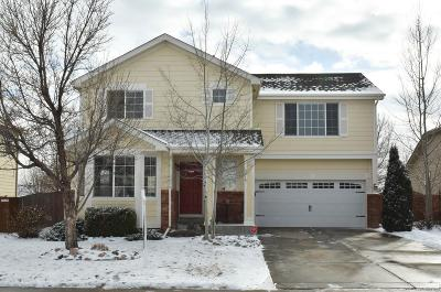 Thornton Single Family Home Active: 5816 East 130th Way