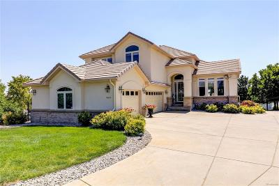 Arvada Single Family Home Active: 5823 Zang Court