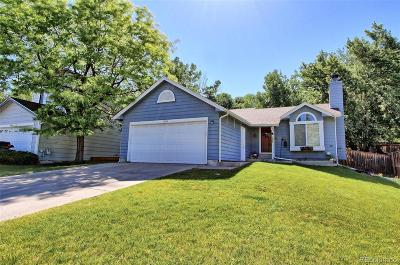 Highlands Ranch Single Family Home Under Contract: 8998 Maribou Court