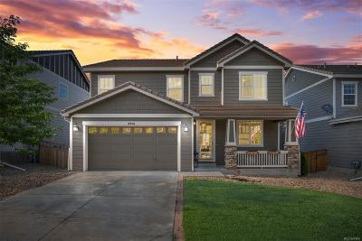Meadows, The Meadows Single Family Home Under Contract: 2841 Deerfoot Way