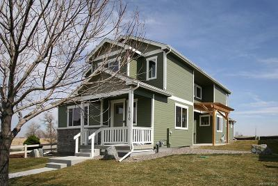 Longmont Single Family Home Active: 1610 Moonlight Drive
