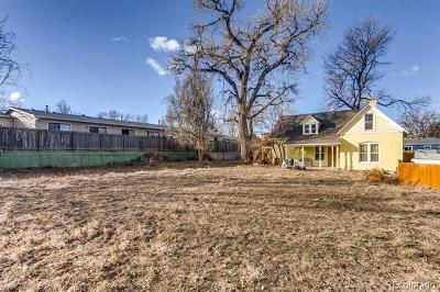 Wheat Ridge Single Family Home Active: 3917 Sheridan Boulevard