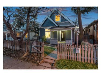 Single Family Home Under Contract: 677 South Washington Street