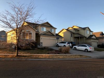 Lochbuie Single Family Home Under Contract: 1695 Aquamarine Drive