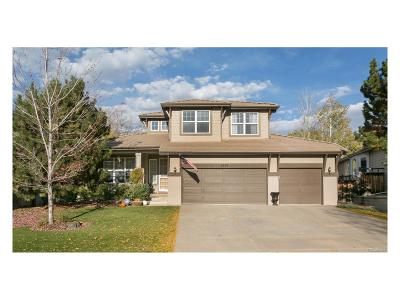 Highlands Ranch Single Family Home Active: 2731 Rockbridge Circle