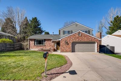 Centennial Single Family Home Active: 1322 East Nichols Avenue