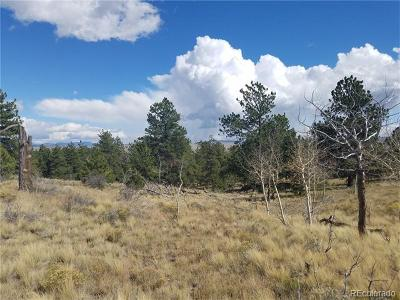 Hartsel CO Residential Lots & Land Active: $29,900