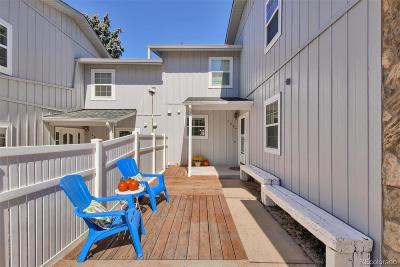 Aurora Condo/Townhouse Under Contract: 2884 South Wheeling Way