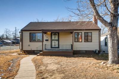 Wheat Ridge CO Single Family Home Active: $429,900