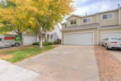 Englewood Condo/Townhouse Active: 8092 South Kalispell Way