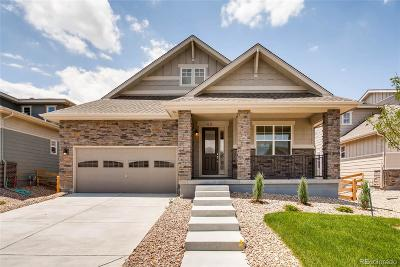 Arvada Single Family Home Under Contract: 9315 Dunraven Loop