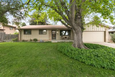 Littleton Single Family Home Under Contract: 6632 South Buffalo Drive