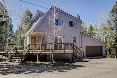 Conifer Single Family Home Under Contract: 9432 Corsair Drive