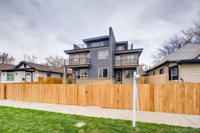 Englewood Condo/Townhouse Active: 3018 South Lincoln