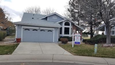 Highlands Ranch Single Family Home Active: 15 Aldershot Court