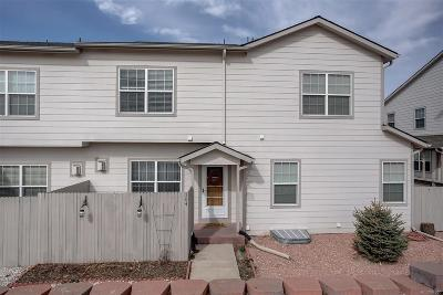 Kiowa Condo/Townhouse Under Contract: 645 Yuma Loop #304