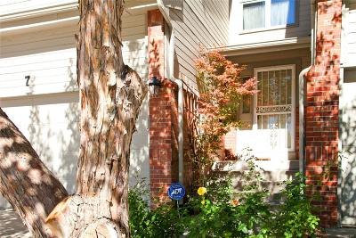 Arvada Condo/Townhouse Under Contract: 5283 Union Court #7