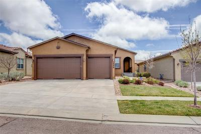 Briargate Single Family Home Under Contract: 6275 Mount Ouray Drive